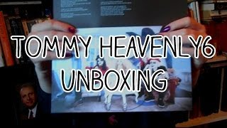 tommy heavenly6 tommy ♥ ice cream ♥ heaven ♥ forever unboxing