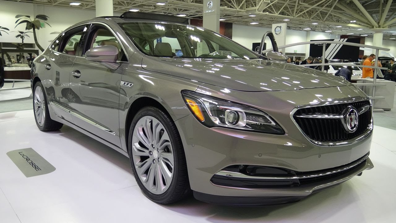 Twin City Buick 2017 Buick Lacrosse Walk Around At The 2016 Twin Cities Auto Show