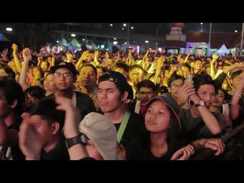 The Adams - Halo Beni (Crowd Cam Live At Gambir Expo, Jakarta 07/10/2017)