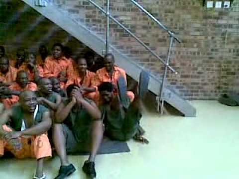 prison zulu dance