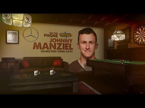 Johnny Manziel Talks CFL, NFL Comeback Plans with Dan Patrick | Full Interview | 5/24/18