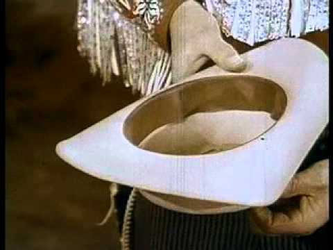 Roy Rogers  Quick Shooter Hat - YouTube 6ce8e4dd4cc