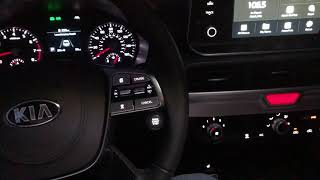 Kia Telluride - Front Row and Infotainment Review