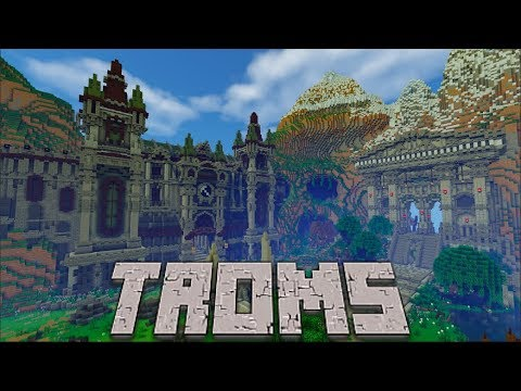 Troms | Wynncraft Dungeons and Discoveries Update | City View
