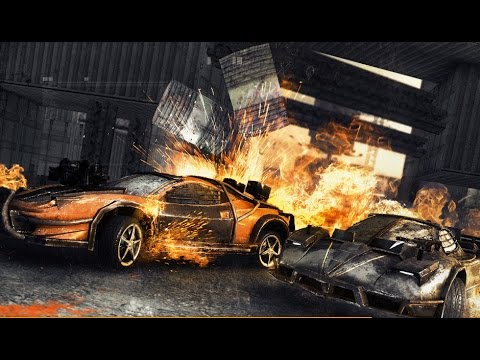 Death Race: The Game - Офигенная экшн-гонка на Android