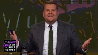 James Corden Is Bringing Late Late Back to London