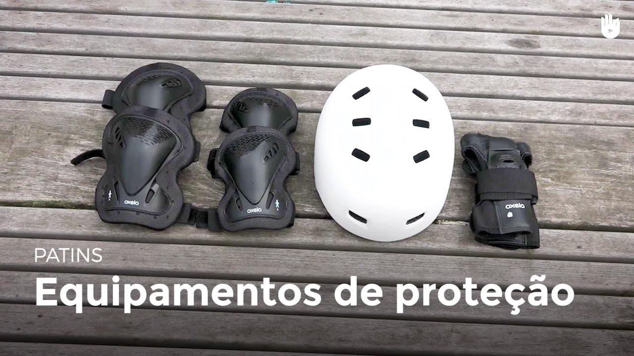 368915ac9 Itens de proteção para patinar