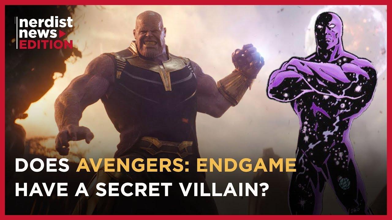Is Kronos the Real Villain of AVENGERS: ENDGAME? - Nerdist