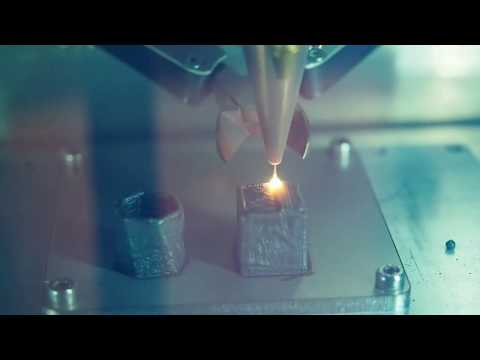 0 - Additec stellt neuen kompakten 3D-Desktop-Metalldrucker μPrinter vor