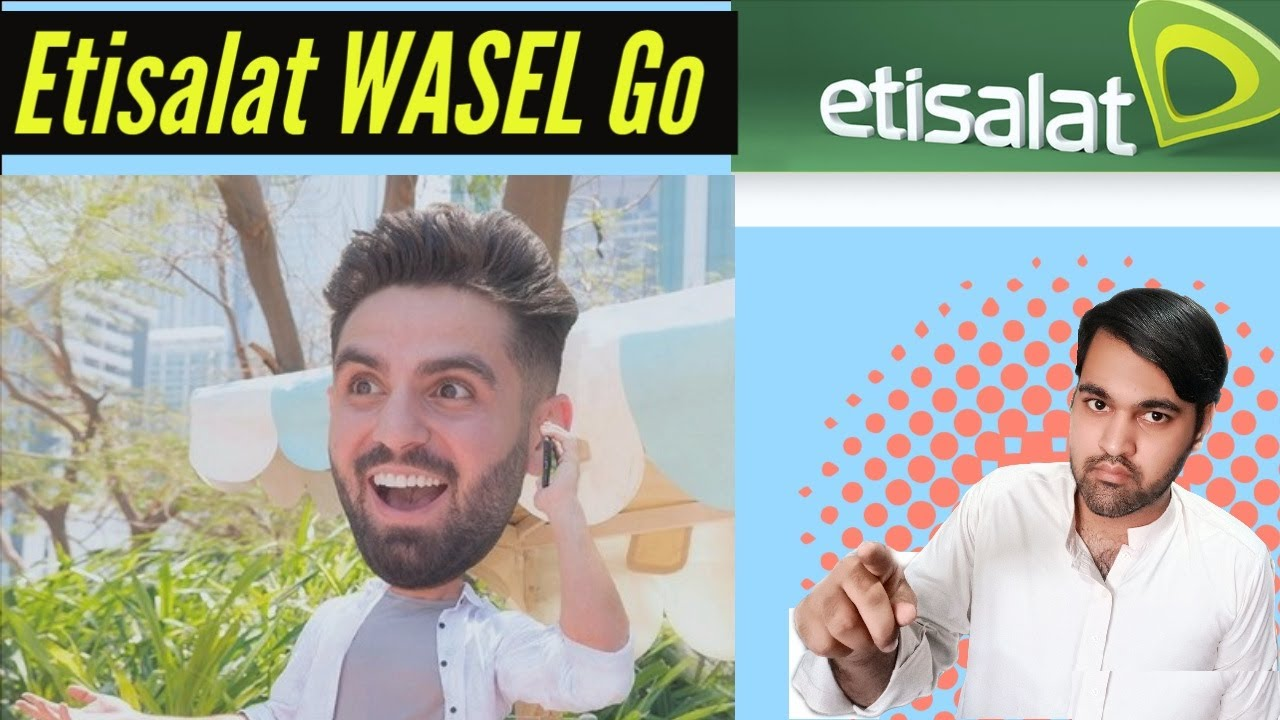 Etisalat Wasel Go Prepaid Internet and Calling Packages
