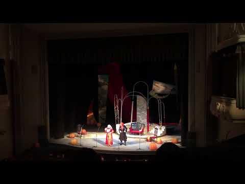 Zankovetska Theater, Lviv, Ukraine: Hanuma
