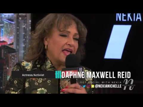 Daphne Maxwell Reid On Her Journey, Fresh Prince Of Bel-Air, Racism & More