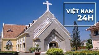 Việt Nam 24 giờ 24/12/2018: Không di dời Dòng Mến Thánh Giá và nhà thờ Thủ Thiêm