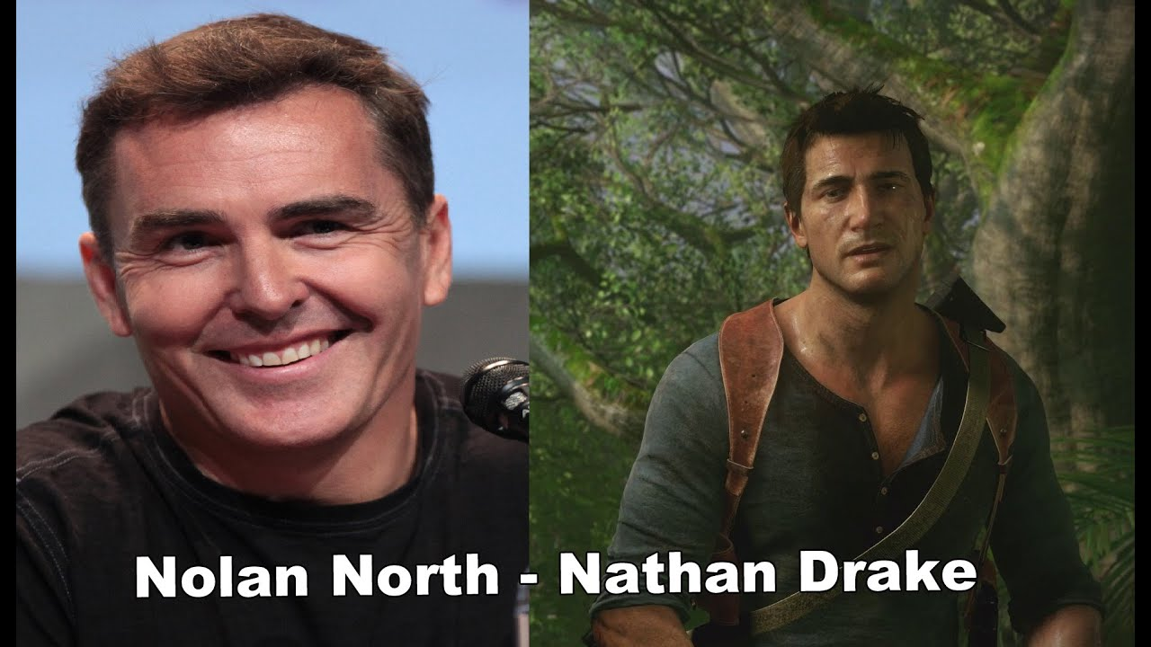uncharted 4 voice actors voice cast youtube