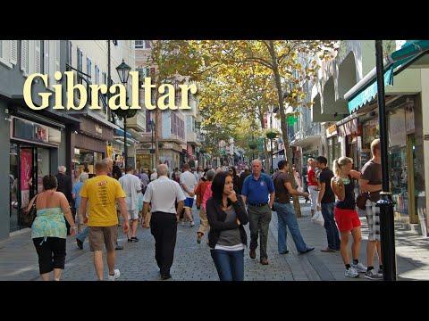 Wycieczka na Gibraltar