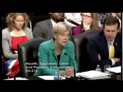 Senator Elizabeth Warren - Statement on Every Child Achieves Act of 2015