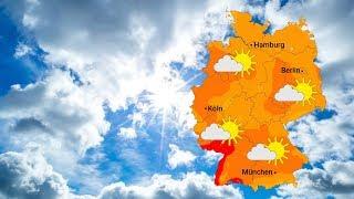 Hitze kommt zurück (14.08.2018)