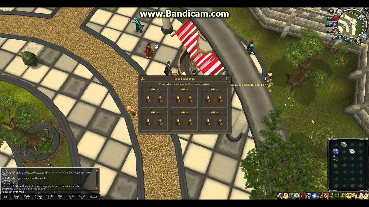 how to play runescape 2