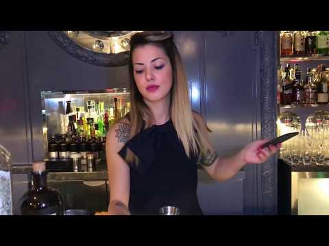Paola Idda from Blue Bar at The Berkeley (London): Negroni