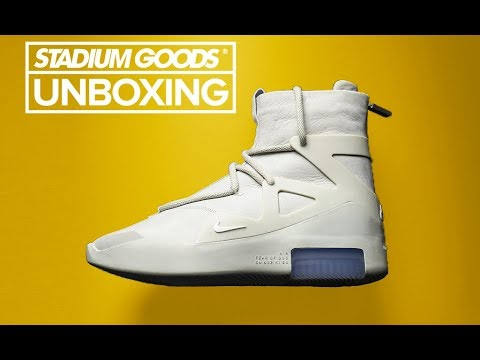 4f9aac1e9 Nike Air Fear of God 1 FRIENDS   FAMILY