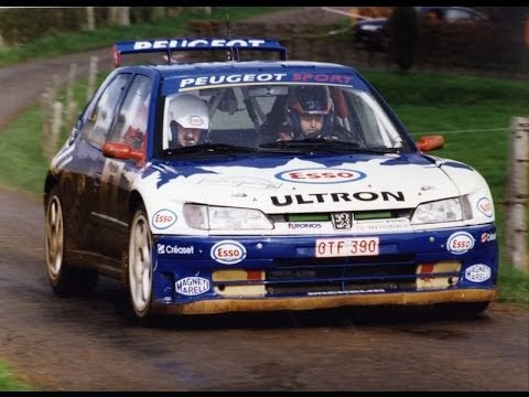 bianchi rally 1998 belgium youtube. Black Bedroom Furniture Sets. Home Design Ideas