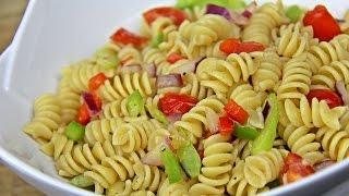 Simple Pasta Salad - BONUS Recipe  CaribbeanPot com