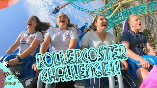 Tilly Ramsay Rides a Rollercoaster | New Episode!