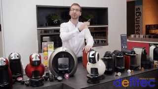 Thomas vous présente les machines à café à capsules