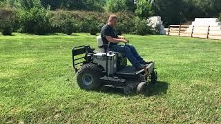 Dixie Chopper - Wheel weights tire chains garden tractor ballast