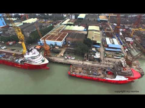 Fujian Idle Mawei Liya GuangHai Offshore Base