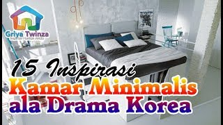Video 15 Inspirasi Desain Kamar Minimalis Ala Drama Korea download MP3, 3GP, MP4, WEBM, AVI, FLV Agustus 2018