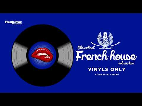 DJ TZESAR – Old School French House Mix (Vinyls Only) 🌟 French & Funky House 🌟