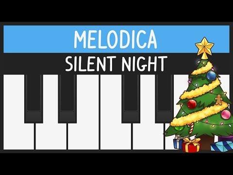Silent Night  Melodica Tutorial  Noche de Paz