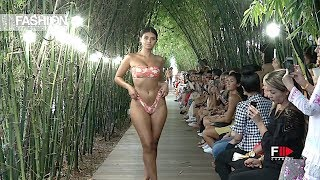 Stone Fox Miami Swim Week 2018 Spring Summer 2019 Fashion Channel
