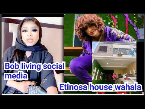Download Dramatic reasons why Bobrisky is leaving social media/ Etinosa house saga