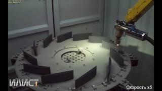 Изготовление рабочего колеса высоконапорного центробежного вентилятора(, 2017-06-20T10:56:30.000Z)