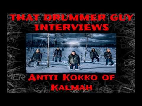 Interview with Antti Kokko of Kalmah
