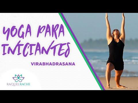 YOGA PARA INICIANTES - POSTURA DO GUERREIRO