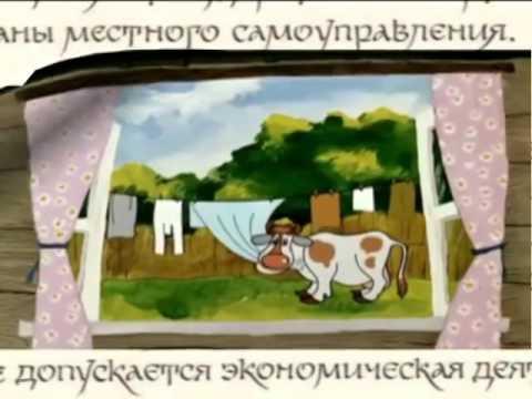 Мультфильм конституция рф