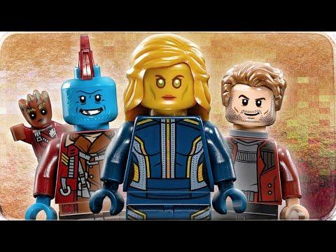 Лего Стражи Галактики 2 Месть Аиши (76080). Обзор LEGO Guardians of the Galaxy 2