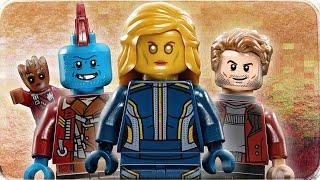 Лего Стражи Галактики 2 Месть Аиши (76080). Обзор LEGO Guardians of the Galaxy 2(, 2017-02-12T09:06:02.000Z)