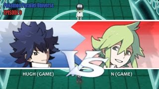 Pokemon X and Y WiFi Battle: Hugh Vs N