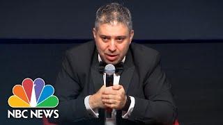 'Francesco' Director Praises Pope Francis' Inclusive Views On Homosexuality | NBC News NOW