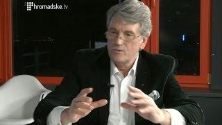Віктор Ющенко про другу державну мову