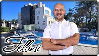 СВОЙ ДОМ в центре Геленджика в 5 минутах от моря || Апартаменты Fellini Park: ТАУНХАУСЫ у моря!