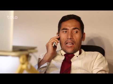 کارمندان داخلی و خارجی - شبکه خنده / National and expatriate workers - Shabake Khanda - Episode 25