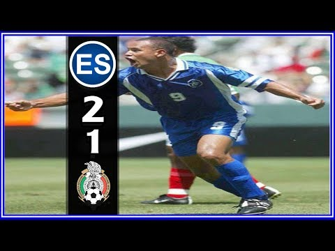 El Salvador [2] vs Mexico [1] FULL GAME : 7.6.2003 : Friendly/Amistoso