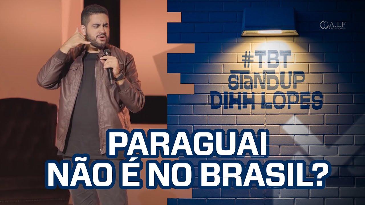 #tbt STAND UP - VIAGEM PARA O PARAGUAI COM O 4 AMIGOS