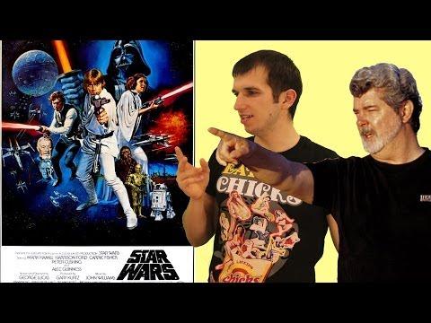 Обзор фильма Звездные войны: Эпизод 4 - Новая надежда