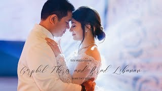 Gerphil Flores and Brad Libanan | On Site Wedding Film by Nice Print Photography